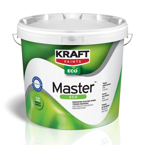 Kraft paints master eco