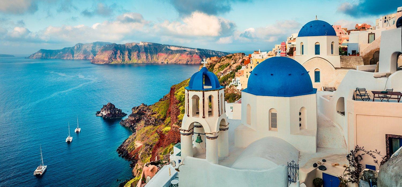 Colors of Greece Santorini 1