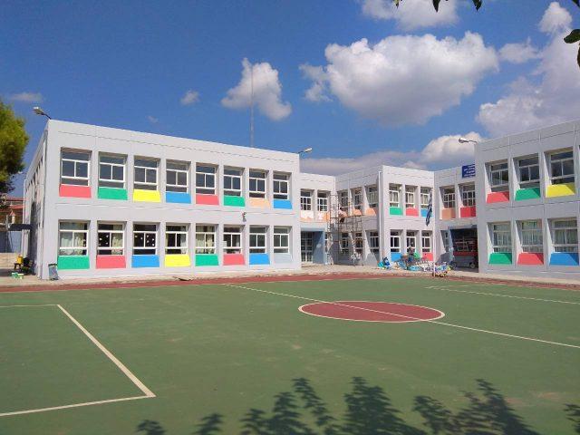 Τα παιδιά μας στο Σχολείο με Υγιεινή ατμόσφαιρα. Καλή Σχολική Χρονιά!